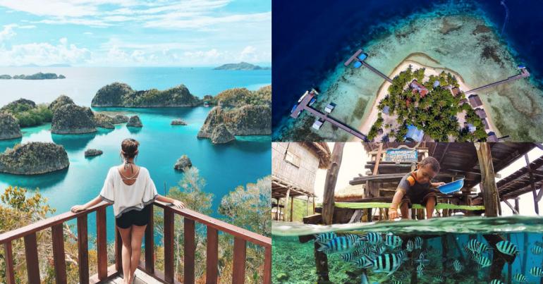 Wisata Indonesia paling Indah untuk Dinikmati