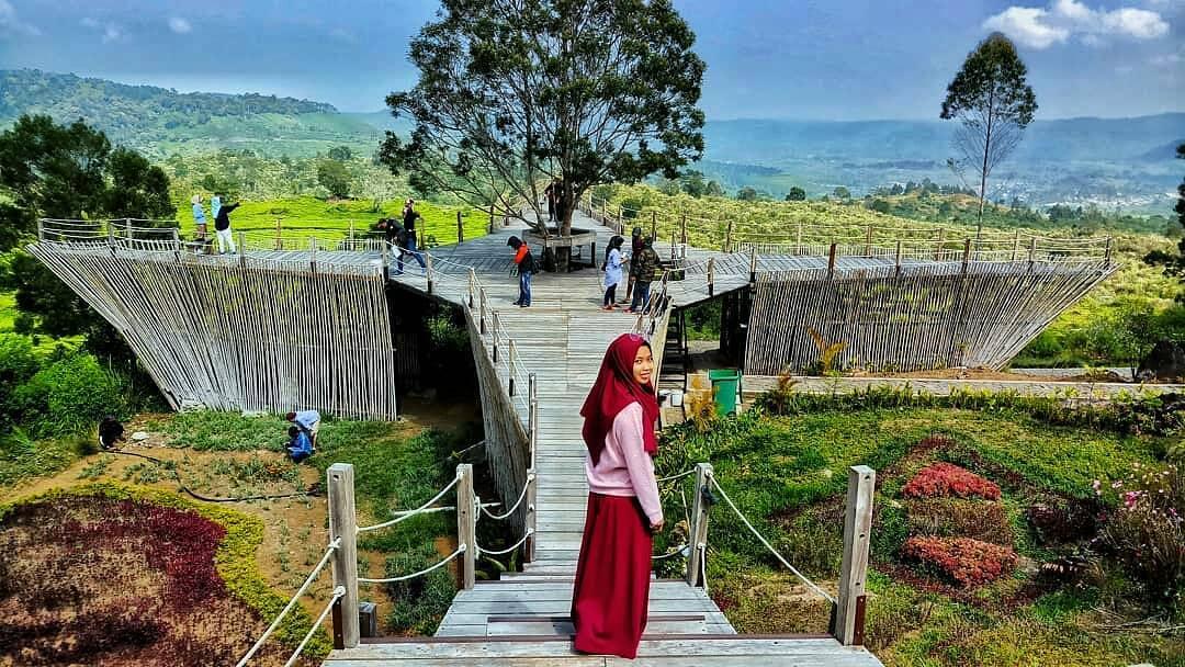 Ciwidey, Surganya Wisata di kota Bandung