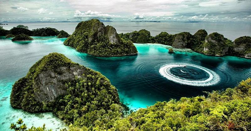 Wisata Air Terbaik di Indonesia
