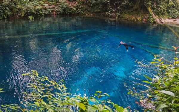 Danau Kaco Tempat Wisata yang Paling Indah di Indonesia